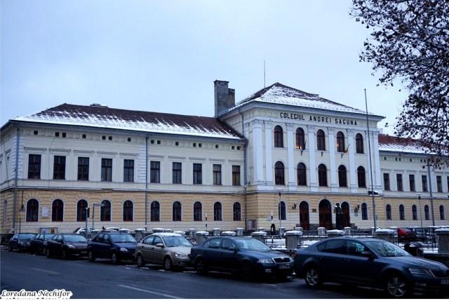 Colegiul Andrei Saguna - Brasov