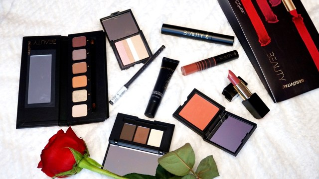 Gerovital makeup products