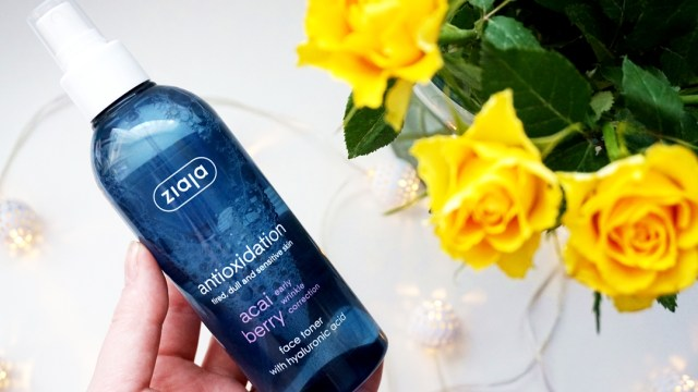 spray tonic cu antioxidanti Ziaja