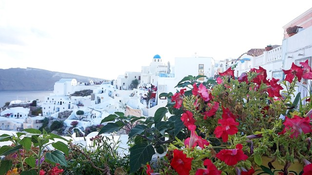 Beautiful place to visit in Santorini, Oia