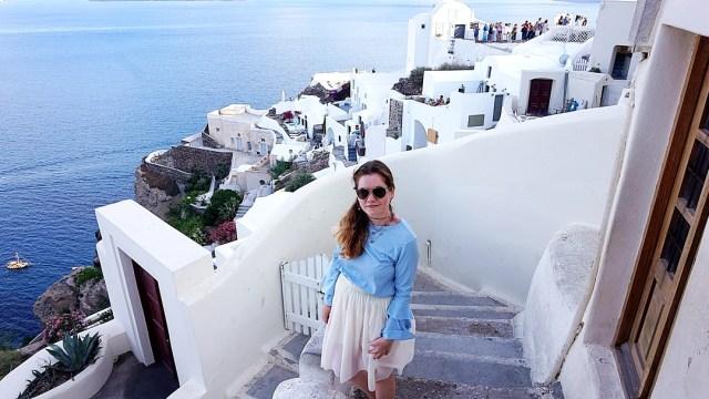 Exploring Santorini Island