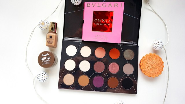 haul de septembrie lorys blog - douglas