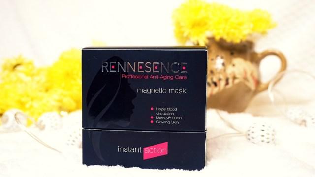 magnetic mask Rennesence Instant Action