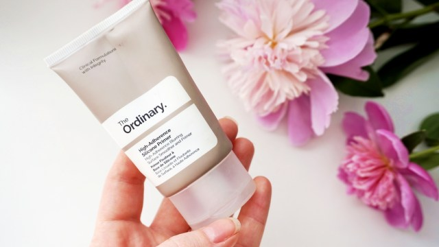 high adherence silicone primer The Ordinary