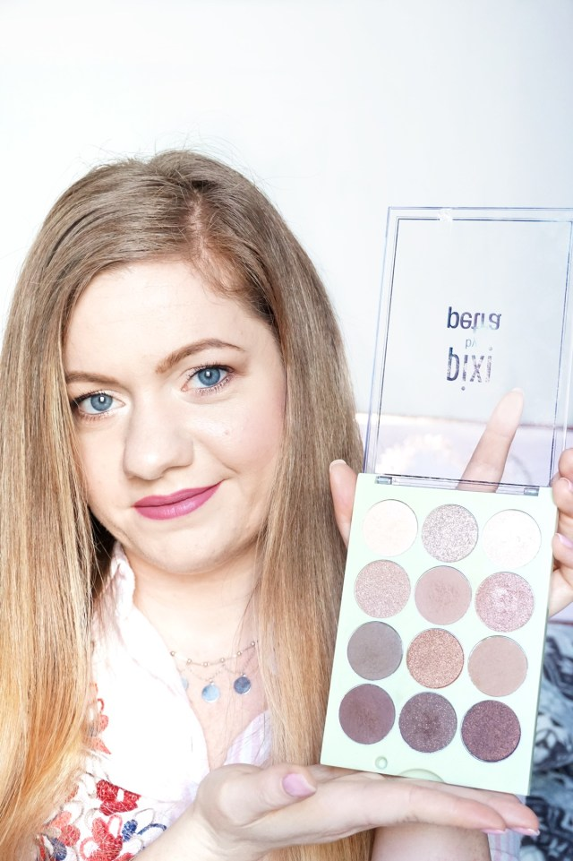 Pixi Natural Beauty EyeShadow Palette