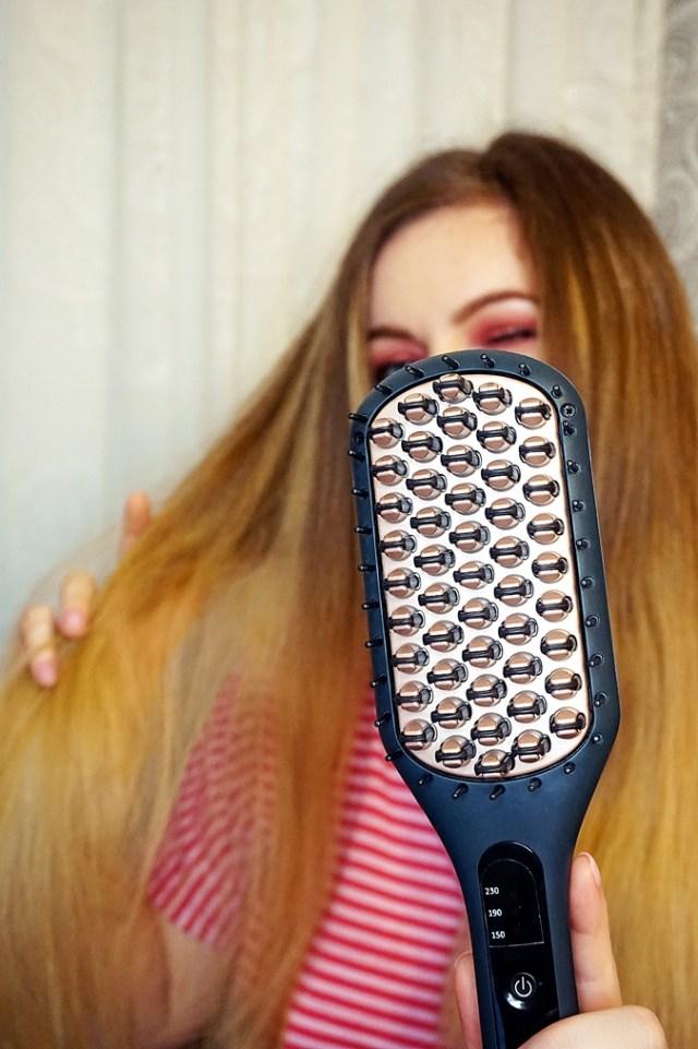 Rowenta straight brush review