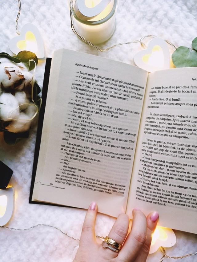 Recenzie carte: Fericirea îmi scapă printre degete de Agnes Martin-Lugand