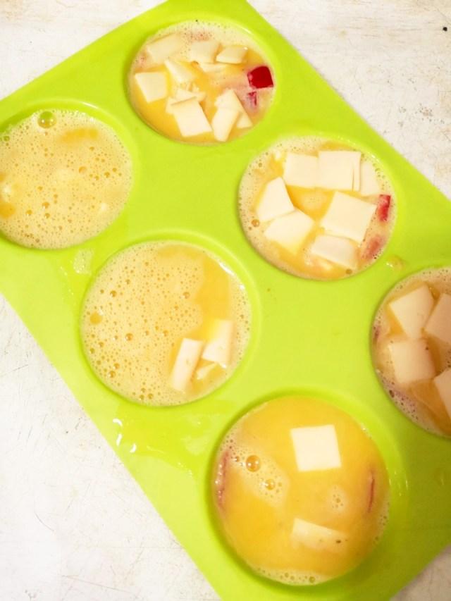 briose oua cu cascaval - lorys blog