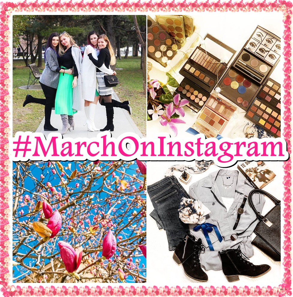 March On Instagram