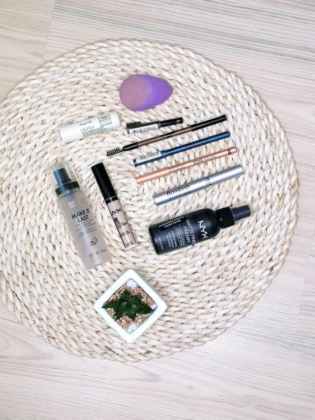 produse consumate - makeup