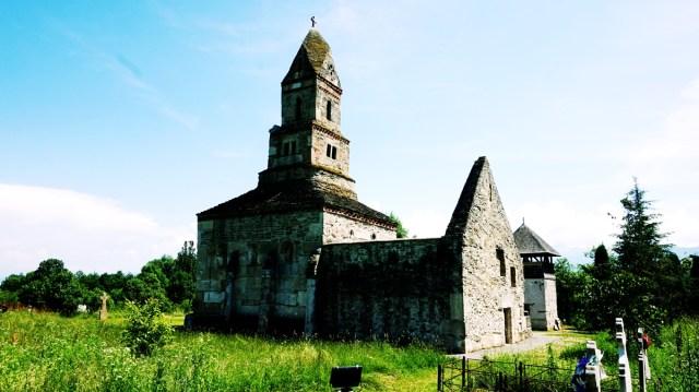 biserica Sf. Nicolae din Densus