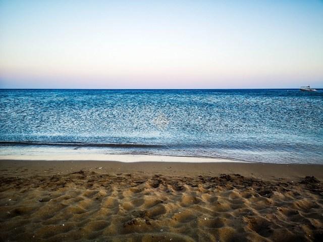 Tsambika Beach, Rodos