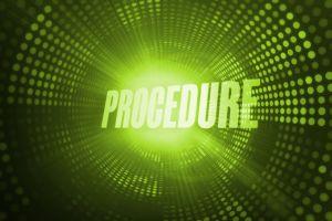 Confirming Awards Procedure