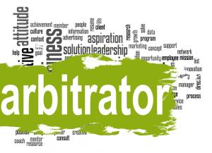 Section 5 Death of Arbitrator