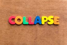 collapse sign