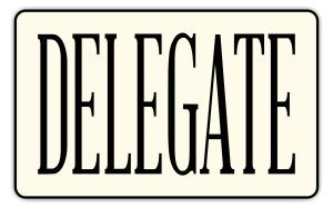 Delegation Provision