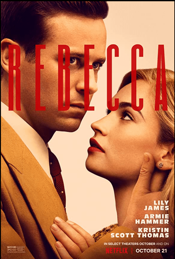 Rebecca movie review
