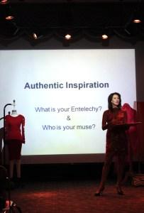 Lorelei Shellist Empowerment Speaker conducting seminar