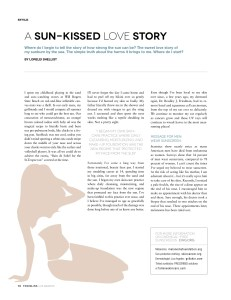 Sunblock, Sun protection: Skin Care for Men and Women by Lorelei Shellist