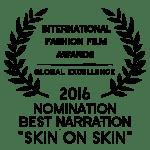 Fashion Film Best Narration Skin on Skin