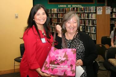 Sharon Hamilton Gift Bag
