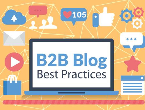 B2B Blog Best Practices