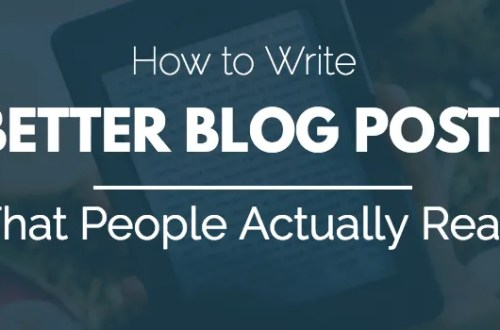 How to write the perfect blog that delivers customers