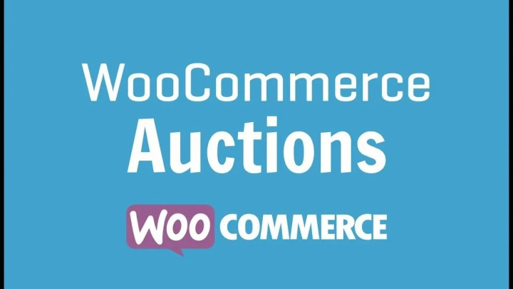 Woocommerce -  - Best Auction Plugin For WordPress in 2021