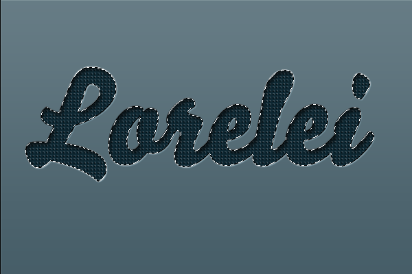 embossed text effect photoshop - Designed Stylish Embossed Text with Metallic Glow