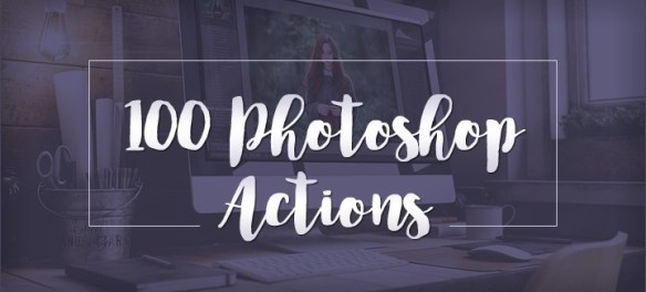 """Bring Mobile Pics to Life"" with 100 Photoshop Actions - 95% OFF! - Blog Lorelei Web Design"