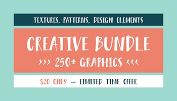 From Watercolor to Geometry - A Bundle of All The Textures & Backgrounds For Your Project - Blog Lorelei Web Design