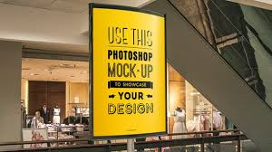 Download 12 FREE & High Resolution PSD Poster Mockups - Freebies Lorelei Web Design
