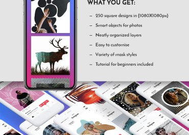 Download the Ultimate Collection of InstaMask for Instagram - Premium Downloads Lorelei Web Design