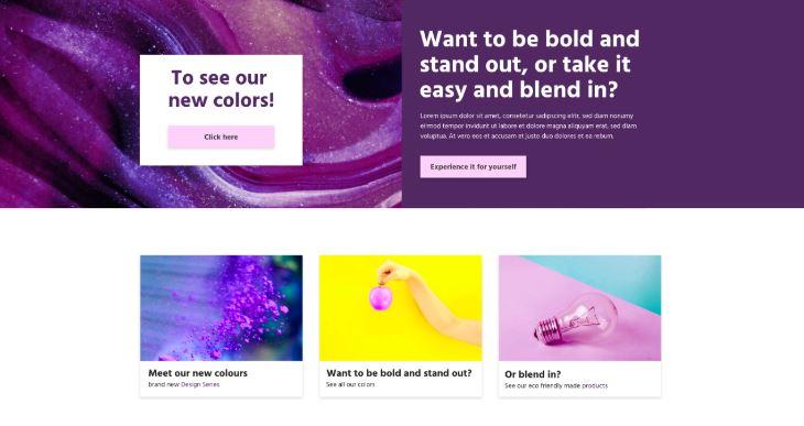UI & UX in 2021: Minimalism Meets Authenticity - Blog Lorelei Web Design