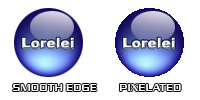 How to Avoid Pixelated Edges in Images - Photoshop Resources Lorelei Web Design