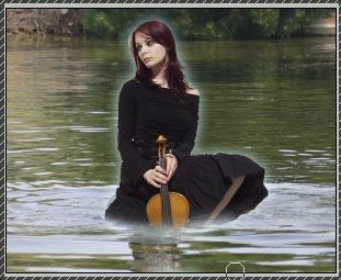 Fantasy Art Photopshop Tutorial - Plasma in the Lake - Photoshop Tutorials Lorelei Web Design