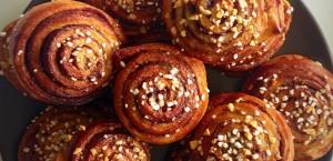 cinnamon buns recipe. kanelbullar recept. Cinnamon rolls