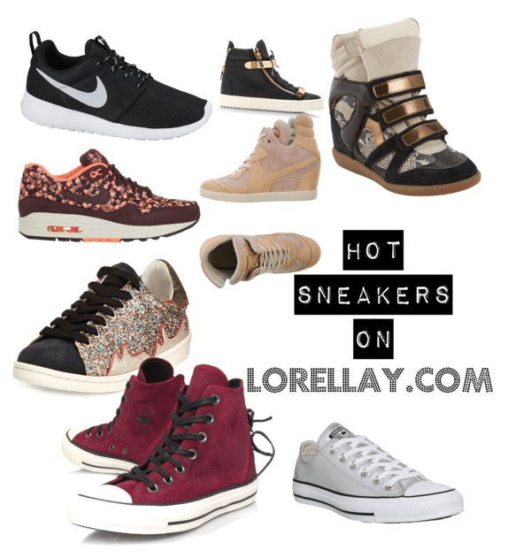 hot sneakers in 2015