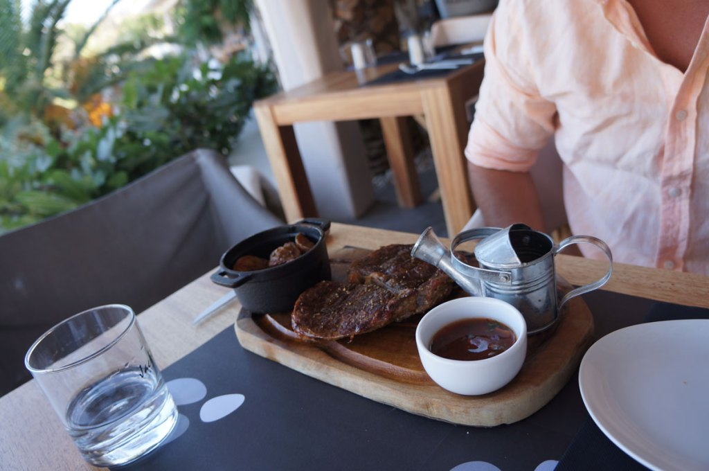 Eat in Mykonos JackieO Mykonos Food Best Entrecote