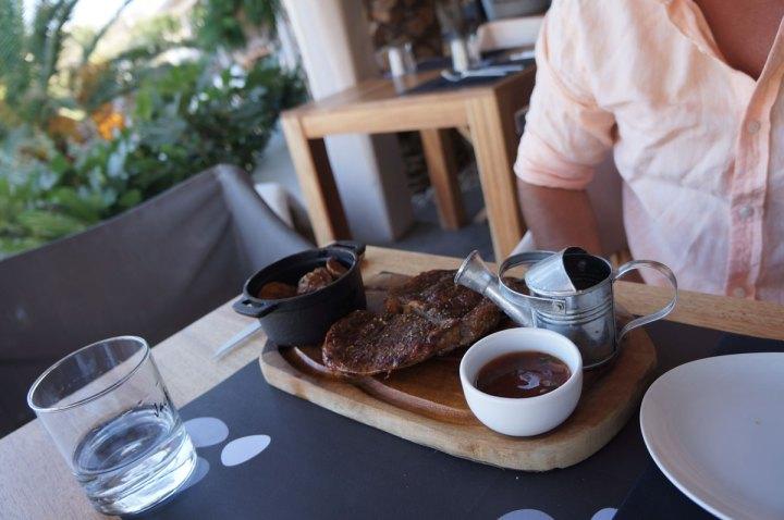 Eat in Mykonos JackieO Mykonos Food Best Entrecote