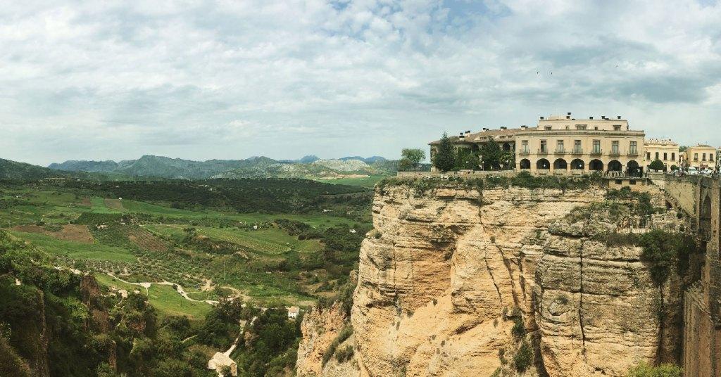 Ronda town marbella spain