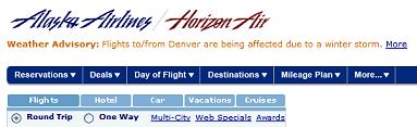 Alaska Airlines Weather News