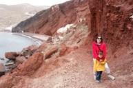 Santorini Trek