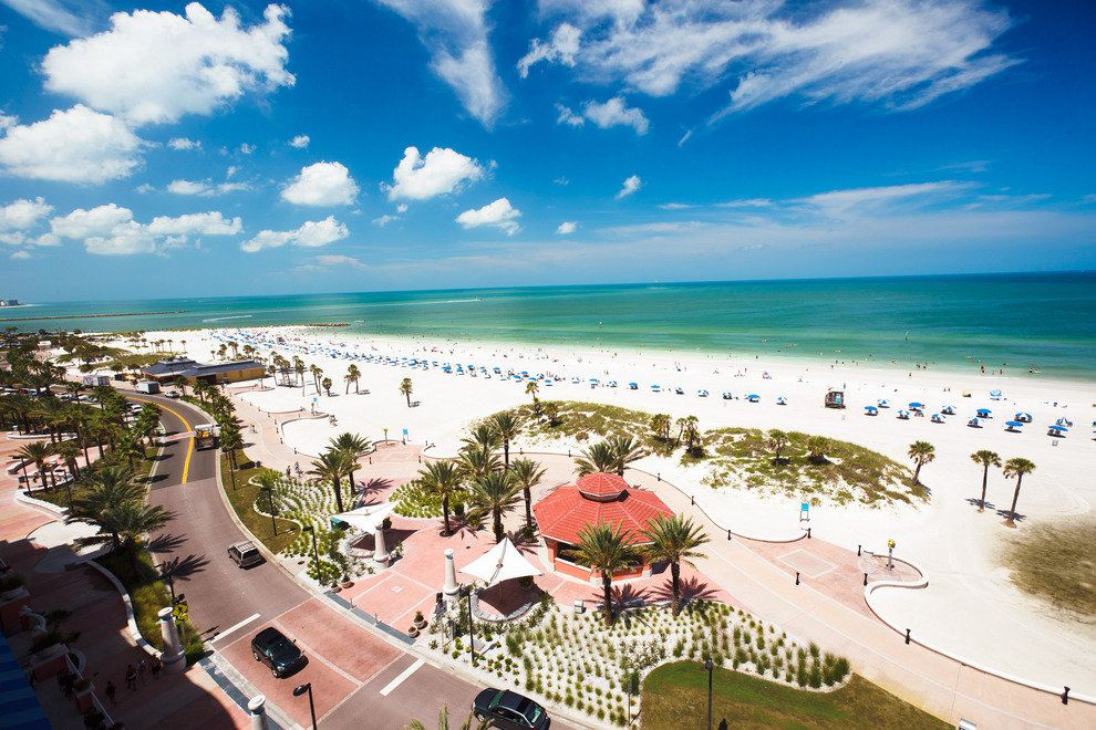 Clearwater, Beach, Florida