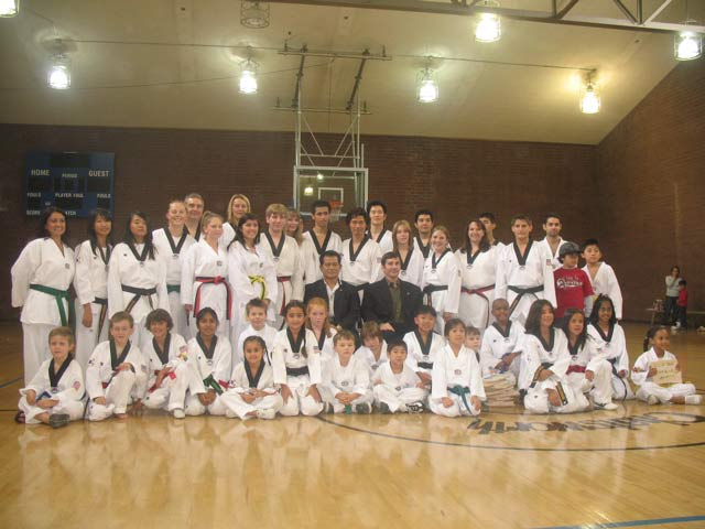 Tae Kwon Do, Karate, Demonstration team, Martial Arts, US Eagles