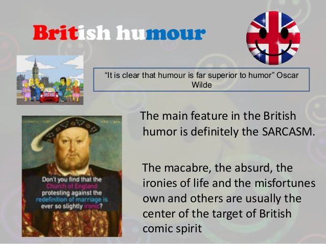 American Vs British Humour Weekend Edition Weekend Edition