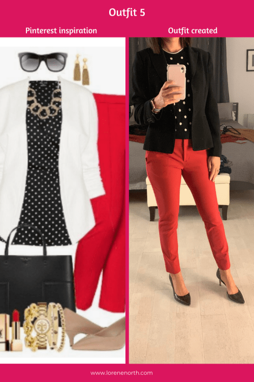 Create Pinterest inspired outfits for real life