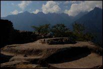 autre rocher sacré, situé près du sanctuaire