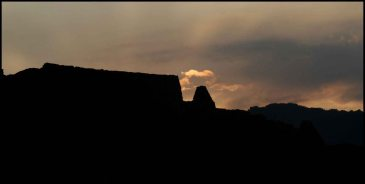 sun setting in MaPi