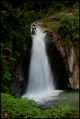 Mandor's waterfall